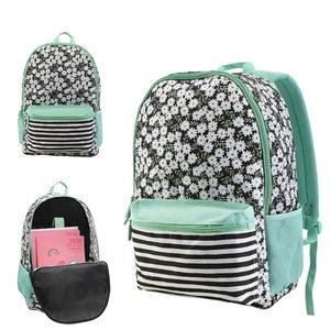🎒🌻🌸NWT‼️Pretty Pep Rally brand Floral Backpack